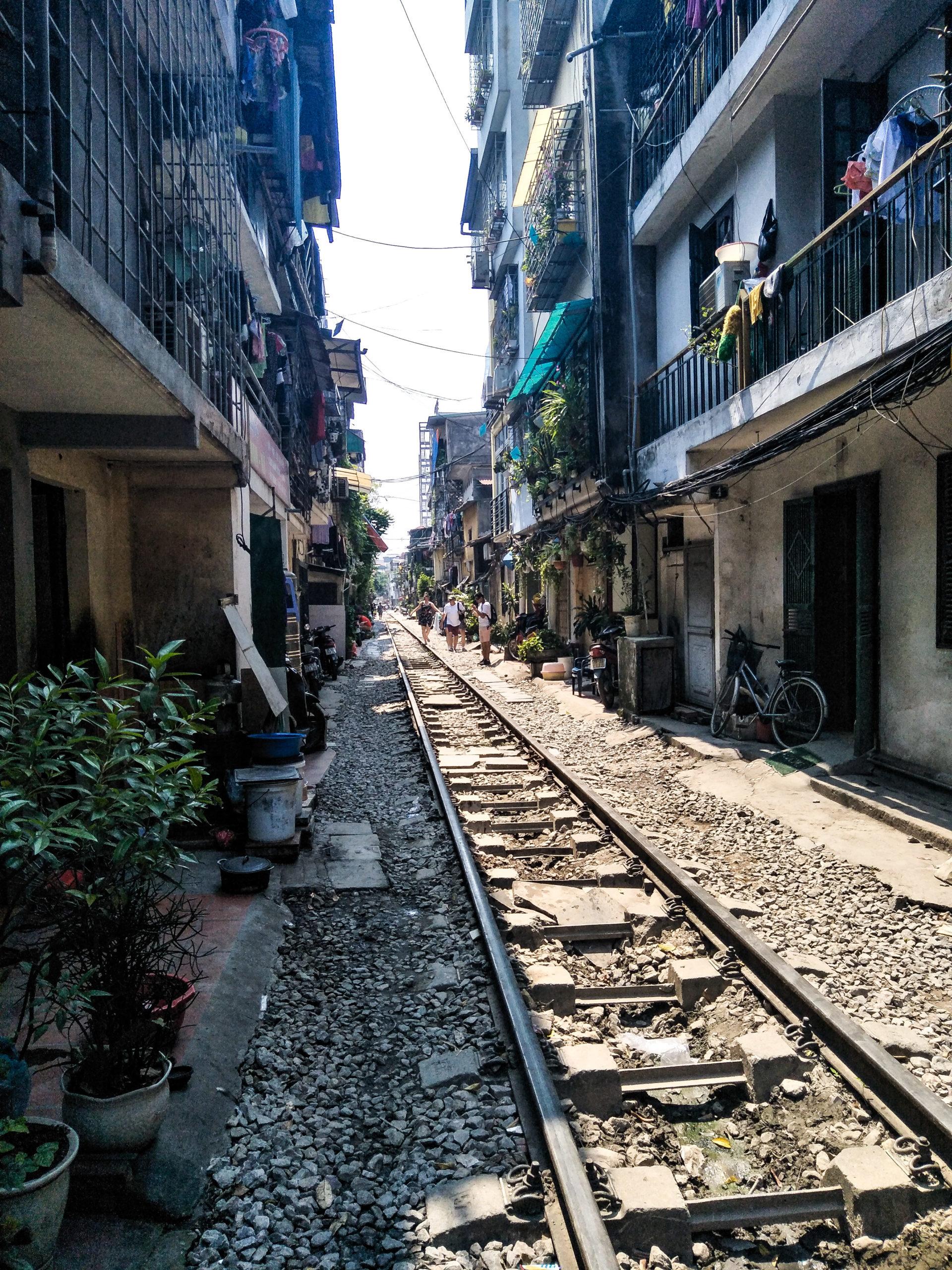 Nha Trang and Hanoi