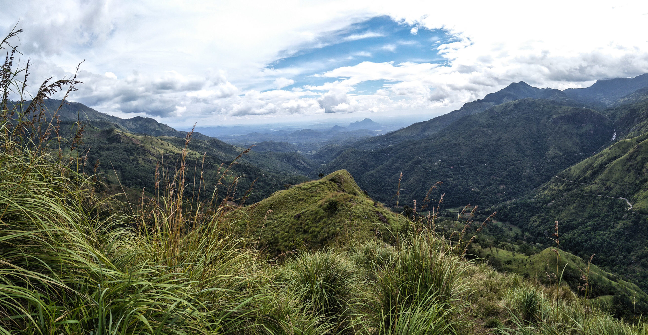 Little Adams Peak, Ella