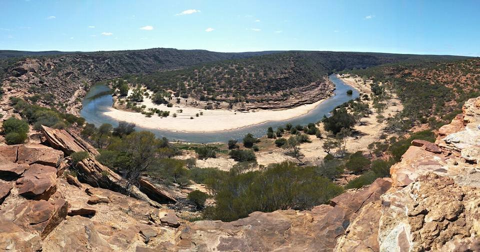 The Murchison Gorge and Kalbarri