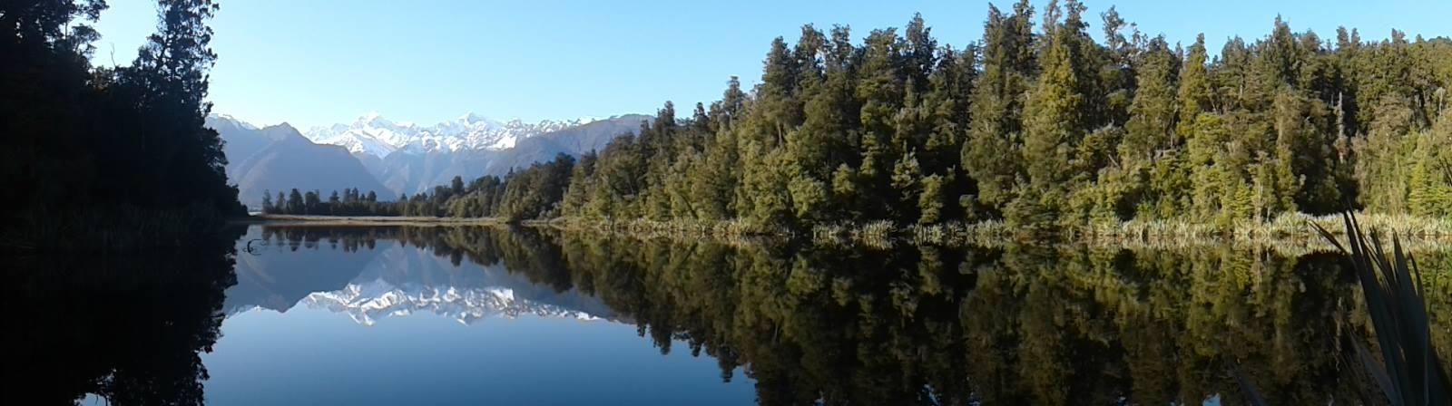 Lake Mahinapua, Franz Josef & Wanaka