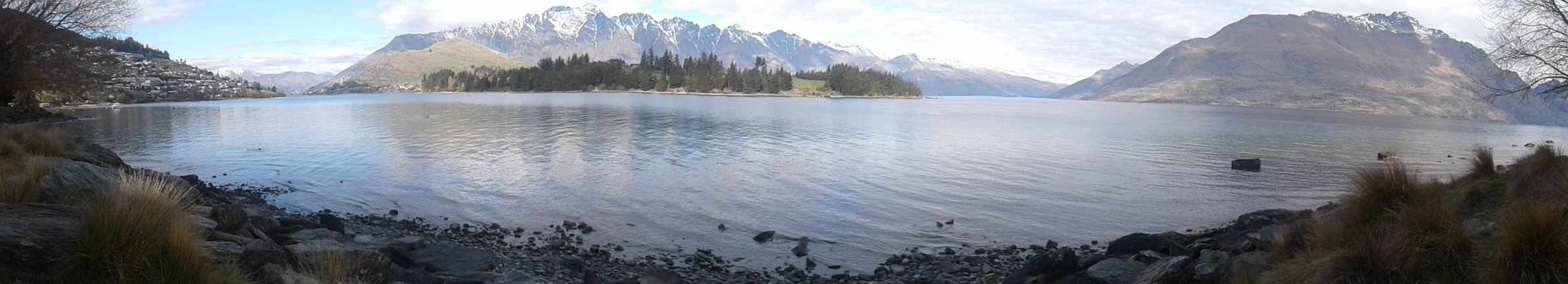 Queenstown, Fiordlands and The Deep South
